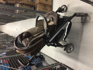 Peg perego Switch Four travel system