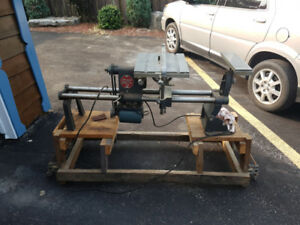 Shop Smith All in one wood working machine