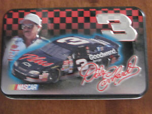 DALE EARNHARDT # 3 PLAYING CARDS Cornwall Ontario image 4