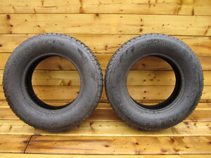 Set of 2 Uniroyal Rallye  205/70/14  summer tires