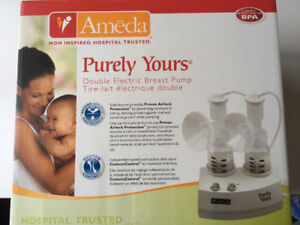 Ameda Purely Yours Double Electric Breast Pump $150 OBO