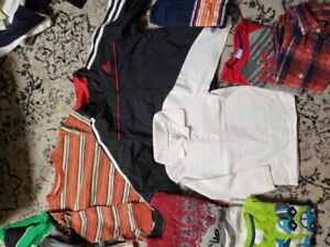 Boy clothes size 12 month to 4t