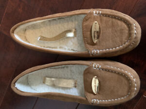 Girls Michael Kors Loafers - Size 13