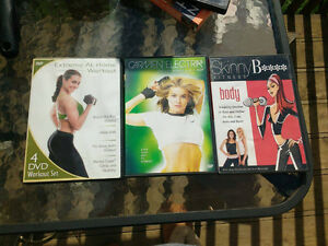 Workout DVD