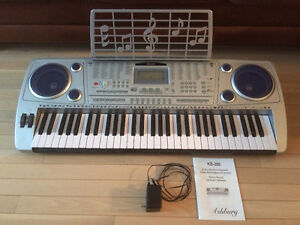 Ashbury KB-200 electronic keyboard - clavier électronique