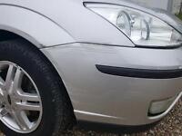 Ford Focus Zetec Hatchback 1.6 Manual Petrol