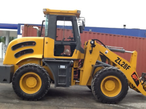 2018  ZL 28 F Wheeled Loader(Cummins Engine) 18 Month Warranty