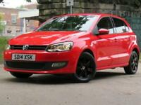 2014 14 VOLKSWAGEN POLO 1.2 MATCH EDITION 5D 59 BHP
