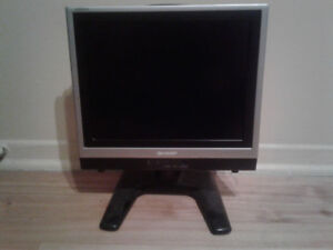 "Sharp LC-13S2U-S Aquos - 13"" LCD TV"
