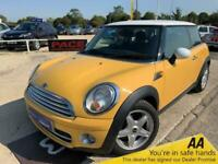 2008 MINI HATCHBACK 1.6D Cooper 3dr Hatchback Diesel Manual