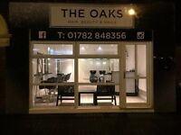 Rent a chair available - The Oaks Hair Beauty & Nails