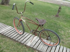 Wanted  Cruiser Bicycle