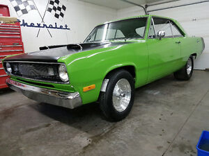 1971 Plymouth Scamp Roller