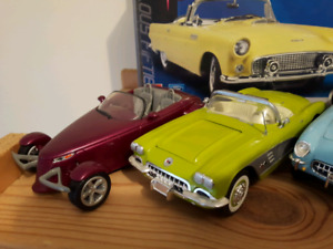 built model car kits