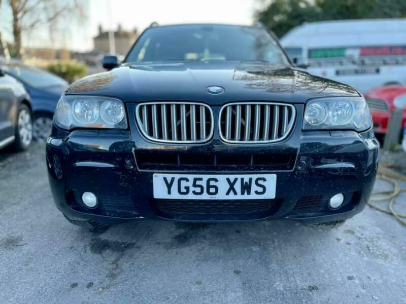 2006 BMW X3 3.0 sd M Sport Auto 4WD 5dr