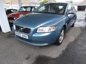 2007 Volvo S40 1.8 S 4dr