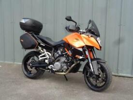 KTM 990 SMT SUPERMOTO TOURING SPORTS MOTORCYCLE