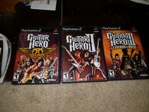 Guitar Hero Collection PS2