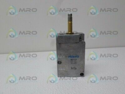 Festo Mfh-3-14 New No Box