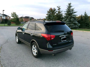 2009 Hyundai Veracruz Limited,Dealer maintained,Certified