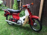Honda C90 1991
