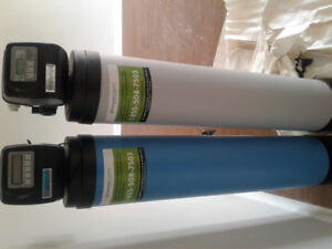 Water softener and Water purification system