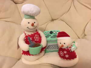 Wanted to buy: 2008 Hallmark snow chefs techno plush