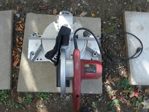 """Tool shop 10"""" compound mitre saw. $40obo"""