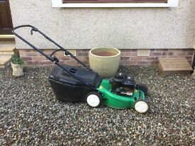Petrol lawnmower for sale