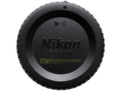Nikon tappo corpo originale BF-1B originale. Per corpi a pellicola e digitali.