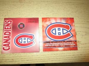 Montreal Canadiens coin set