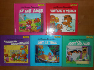 Les Oursons Berenstain