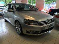 Volkswagen Passat 1.6TDI ( 105ps ) BlueMotion Tech ( s/s ) 2014MY Highline