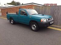 Nissan SINGLE CAB DI 2WD WITH ELECTRIC TAIL LIFT 2006 82K NO VAT