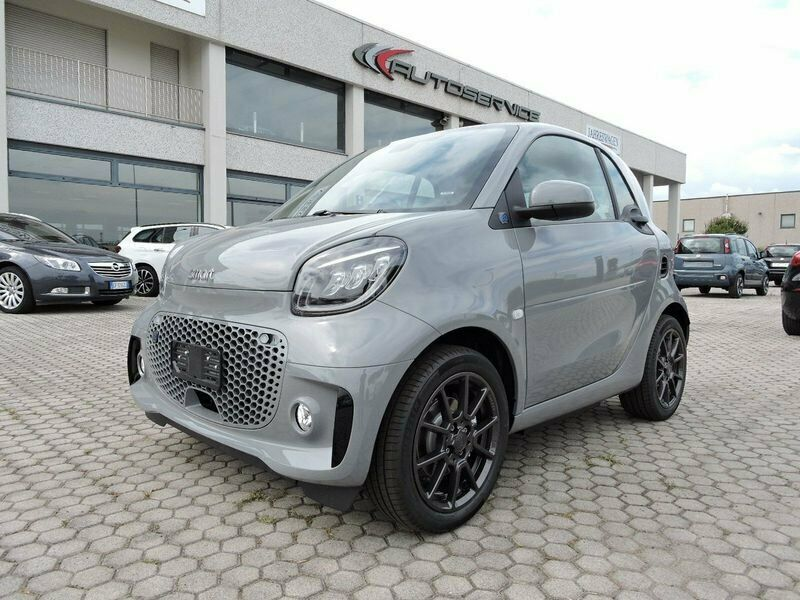 smart fortwo  EQ Prime / Passion / Pulse / Youngster