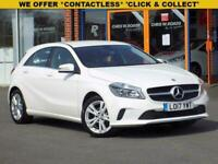 2017 17 MERCEDES-BENZ A-CLASS 1.5 A 180S SPORT EXECUTIVE 5DR DIESEL