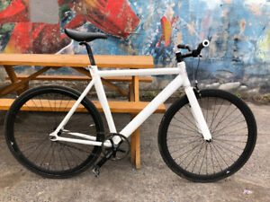 Fixe gear / Single speed Aluminium frame TT-55cm