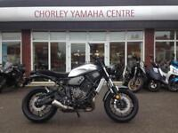 YAMAHA XSR700 DELIVERY ARRANGED P/X WELCOME LOW RATE FINANCE