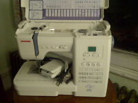 Janome Quilter's Companion 6260 QC Computerized Sewing Machine