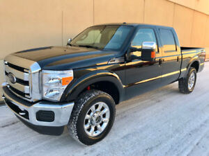 2014 FORD F-250 LARIAT CREW CAB FX4 ! EXTRA CLEAN ! GREAT DEAL !