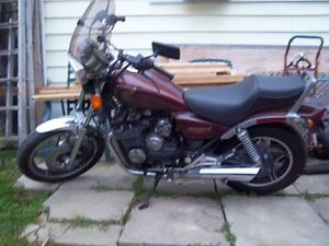 1983 honda nighthawk 550cc for parts OR TRADE