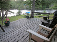 Jacks Lake Cottage, Apsley, ON--Boat Access Only