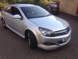2009 Vauxhall Astra 1.8 SRI 140 X Pack 3 door silver full service history New Mot 82,000 miles