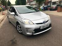 TOYOTA PRIUS 64 PLATE UK MODEL ONE COMPANY OWNER LEATHER PCO READY UBER REGISTER