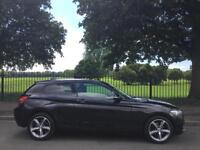 2012 62 BMW 1 SERIES 2.0 116D SPORT 3D 114 BHP DIESEL