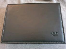 C5 Audi A6 Avant (1998-2004) owners manual wallet