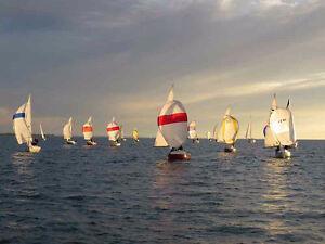 Adult Sailing Lessons at the Niagara-on-the-Lake Sailing Club
