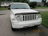 2008 Jeep Liberty Black Other