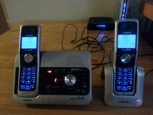 wireless phones. good batteries that charge fully London Ontario image 1