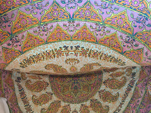 Large Medallion Wall Tapestry